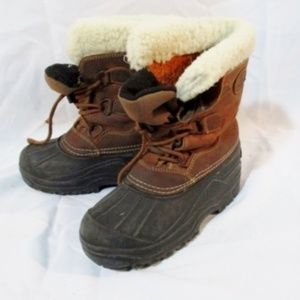 KAMIK Leather Duck Snow Boot